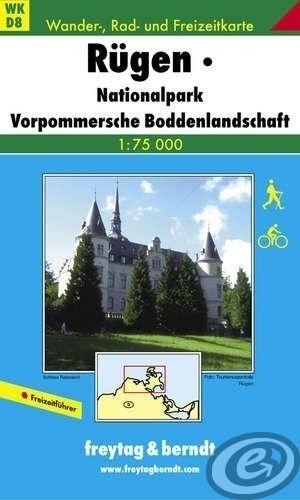 Freytag & Berndt Rügen · Vorpommersche Boddenlandschaft - WKD 8