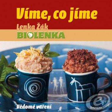 EMINENT Víme, co jíme - Lenka Žák cena od 15,60 €