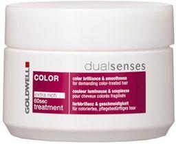 Goldwell Dualsenses Color Extra Rich Color Extra Rich 60sec Treatment 200 ml cena od 0,00 €