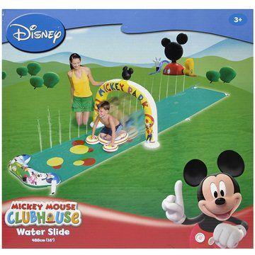 Bestway Vodná šmýkačka Disney Mickey Mouse