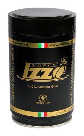 IZZO Caffé Gold, 250g zrno