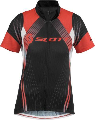 Scott W's Shadow Race Shirt s/sl black/coral red S cena od 0,00 €