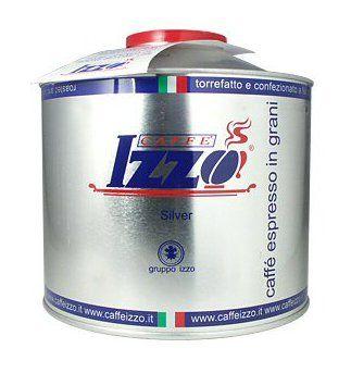 IZZO Caffé Silver 1kg zrnková káva