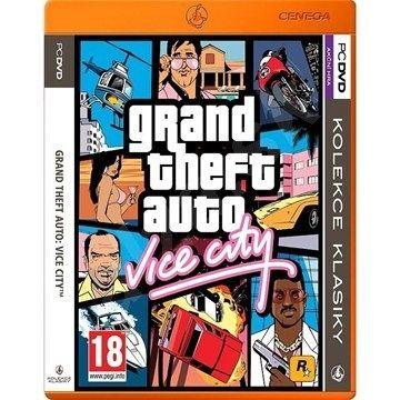 CENEGA NKK Grand Theft Auto Vice City cena od 0,00 €