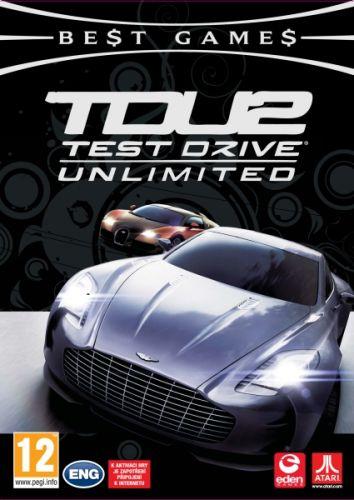 CENEGA NBG Test Drive Unlimited 2 cena od 0,00 €