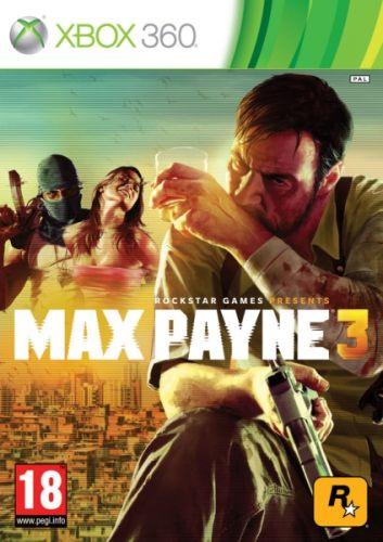 CENEGA Max Payne 3 pro XBOX 360 cena od 0,00 €