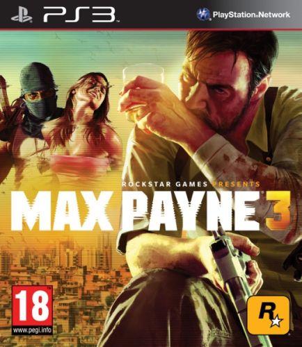 CENEGA PS3 Max Payne 3 pro PS3 cena od 0,00 €