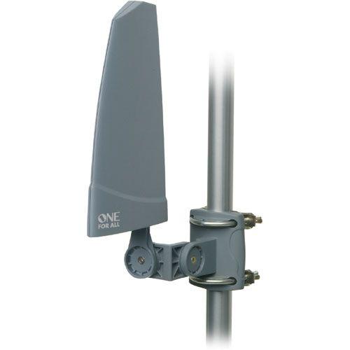 One for all SV9350 Aktívna digitálna DVB-T vonkajšia anténa 15dB, 21.-69. k.