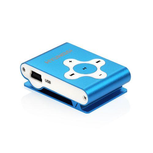 MP3 prehrávač Hyundai MP212BU modrý