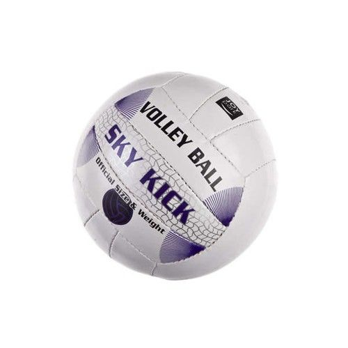 Lopta futbalová VETRO-PLUS volejbalový vel. 62 (519848)