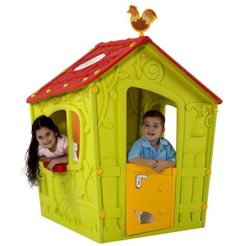Záhradný domček Keter MAGIC, dětský hnedý