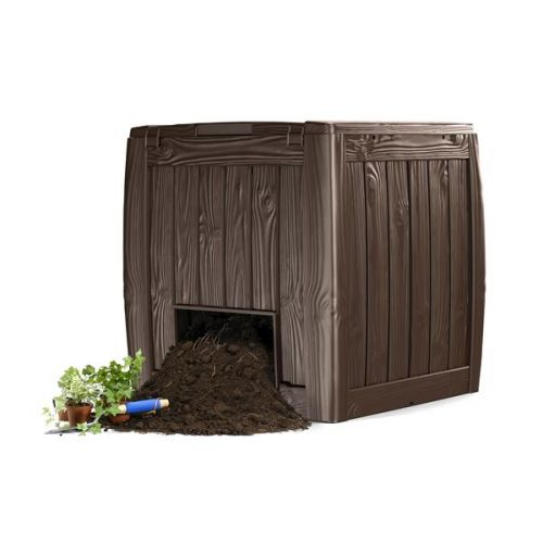 DOMO Garden Deko kompostér 341 l..