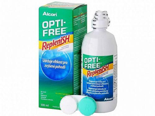 ALCON CUSI OPTI-FREE RepleniSH 300 ml