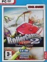 Atari RollerCoaster Tycoon 2 Deluxe cena od 0,00 €