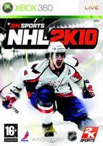 2kgames NHL 2K10 XBOX360 cena od 0,00 €