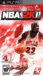 2kgames NBA 2K11 PSP cena od 0,00 €