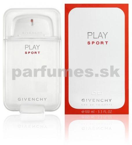Givenchy Play Sport EDT 100ml pre mužov cena od 0,00 €