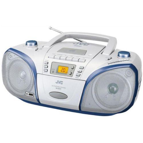 RC EZ57W biely RMG s CD MP3 JVC