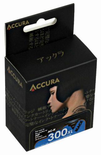 Accura alternatívny atrament HP No. 300 XL (CC641EE) 18 ml 100 % NEW black cena od 0,00 €
