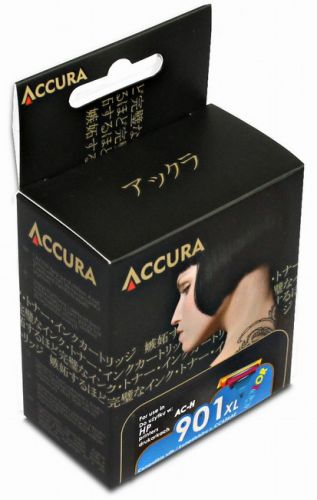 Accura alternativní inkoust HP No. 901 XL (656E) color cena od 19,43 €