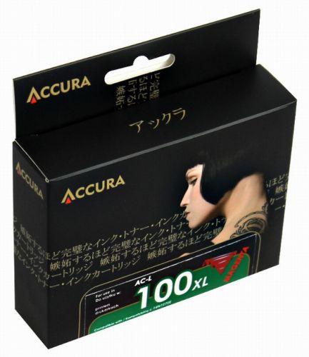 Accura alternativní inkoust Lexmark 100XL Magenta 11 ml cena od 7,37 €
