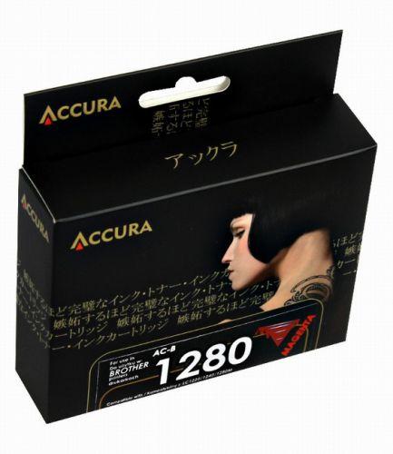 Accura alternativní inkoust Brother LC-1280XL magenta 20ml, 100 % NEW cena od 4,47 €