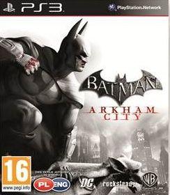 . Batman: Arkham Asylum (PS3) cena od 0,00 €