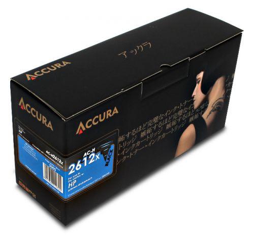 Toner Accura black HP-Q2612X LJ 1010 - 3000 stran! cena od 25,11 €