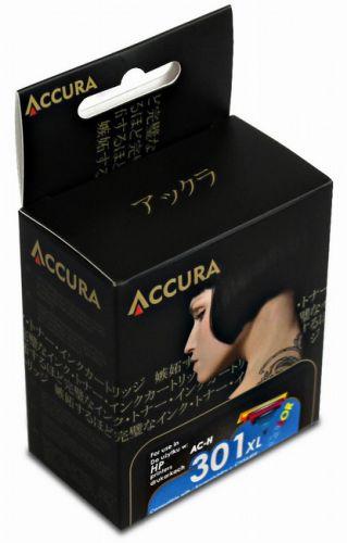 ACCURA inkoust pro HP No. 301XL (CC564EE) color 19ml cena od 0,00 €