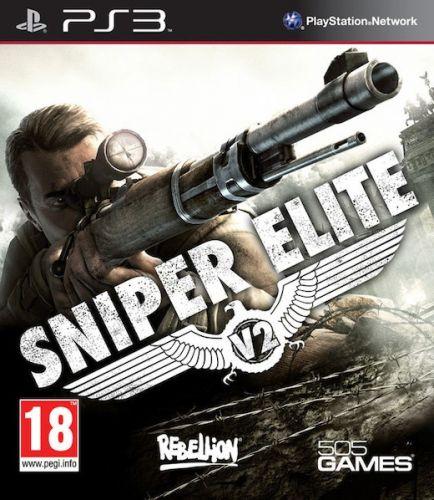 505 GameStreet Sniper Elite V2 pro PS3 cena od 0,00 €