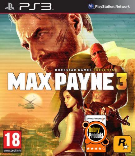 . MAX PAYNE 3 (PS3) cena od 0,00 €