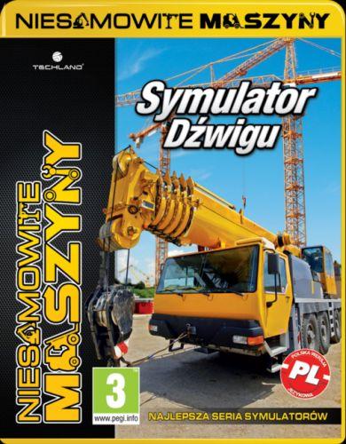 . Niesamowite Maszyny - Symulator Dźwigu (PC) cena od 0,00 €