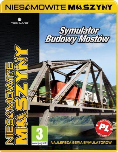. Niesamowite Maszyny - Symulator Budowy Mostów (PC) cena od 0,00 €