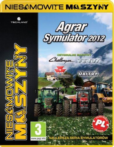 . Niesamowite Maszyny - Agrar Symulator 2012 (PC) cena od 0,00 €