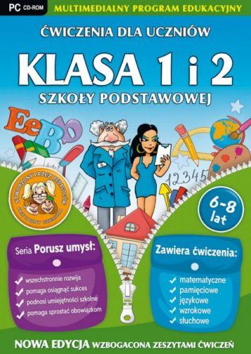 . Ćwiczenia Klasa 1 i 2 - Szkoła Podstawowa (PC) Avalon cena od 0,00 €
