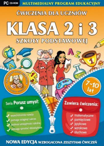 . Ćwiczenia Klasa 2 i 3 - Szkoła Podstawowa (PC) Avalon cena od 0,00 €