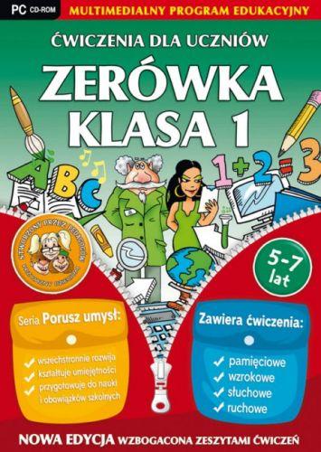 . Ćwiczenia zerówka i klasa 1 - Szkoła Podstawowa (PC) Avalon cena od 0,00 €