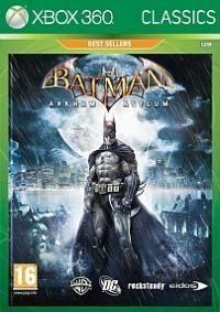 . Batman: Arkham Asylum (X360) cena od 0,00 €
