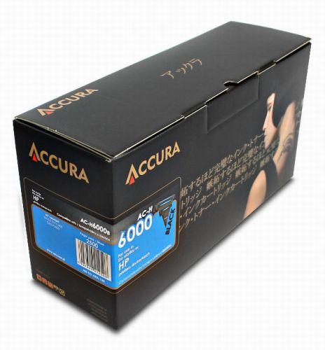 ACCURA Toner pro HP (Q6000A) LJ 1600/2600 - black 2500 stron reg cena od 0,00 €