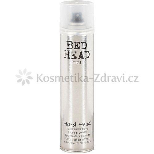 Tigi Bed Head lak na vlasy silné zpevnění (Hard Hold Hairspray) 385 ml