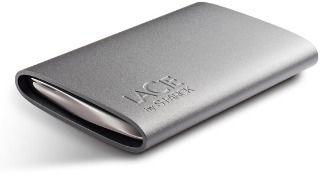 LaCie Starck Mobile 2.5'' externý HDD 500 GB, USB 3.0, napájaný z USB, hliník