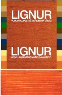 Druchema Lignur oranžové vodou rozpustné moridlo na drevo 40 g