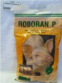 Univit s.r.o. Roboran P pre ošípané 1 kg