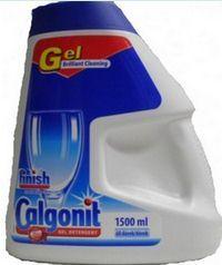 Reckitt Benckiser Calgonit Finish Gel Detergent 1500 ml do umývačky riadu