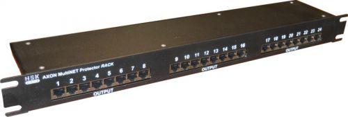 ACAR Prepäťová ochrana AXON MultiNET 24xRJ45 Rack cena od 0,00 €