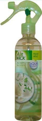 Reckitt Benckiser AIR WICK ® Mist Aqua Biele kvety tekutý osviežovač vzduchu 345 ml rozprašovač