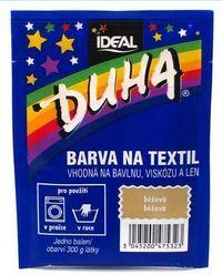 Marca CZ Dúha béžová farba na textil 15 g číslo 35