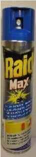 S.C.Johnson RAID Max proti lietajúcemu hmyzu 300 ml