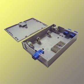OEM Nástenný optický box 6xST/SC/FC cena od 11,60 €
