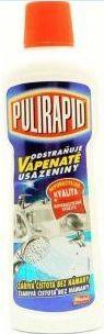 Madel Pulirapid Classico na hrdzu a vodný kameň tekutý čistič 750 ml cena od 3,49 €